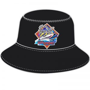 Poker Run Diamond Print Bucket Hat