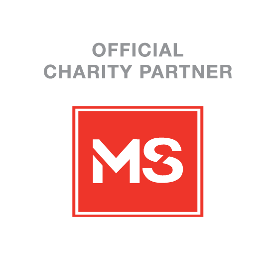 Official Charity Partner - MS